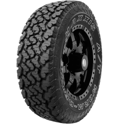 Maxxis AT-980E worm drive